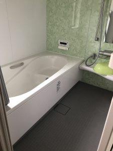 【浴室改修リフォーム工事】 半田市 N様邸 2017年9月23日