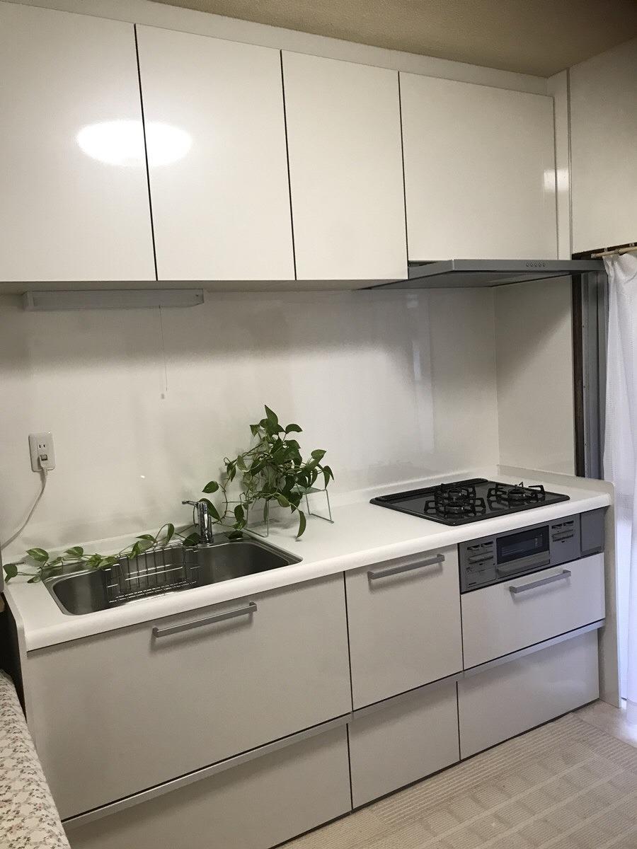 【キッチン改修リフォーム工事】 阿久比町 M様邸 2018年2月13日