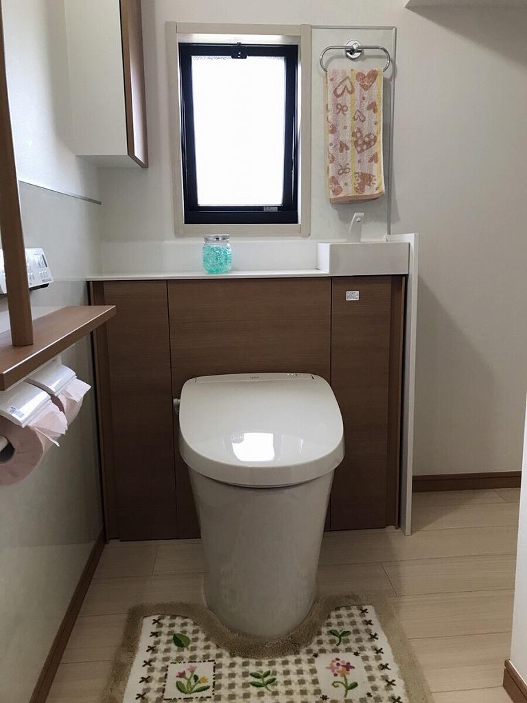 【トイレ改修工事】東海市 I様邸 2018年6月8日