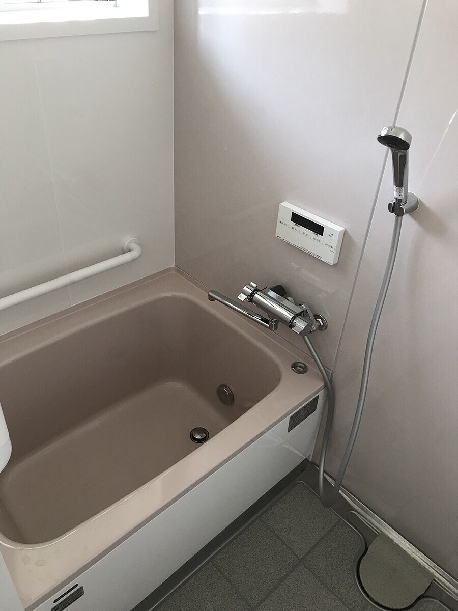【浴室及び脱衣洗面所改修工事】半田市 T様邸 2017年10月5日