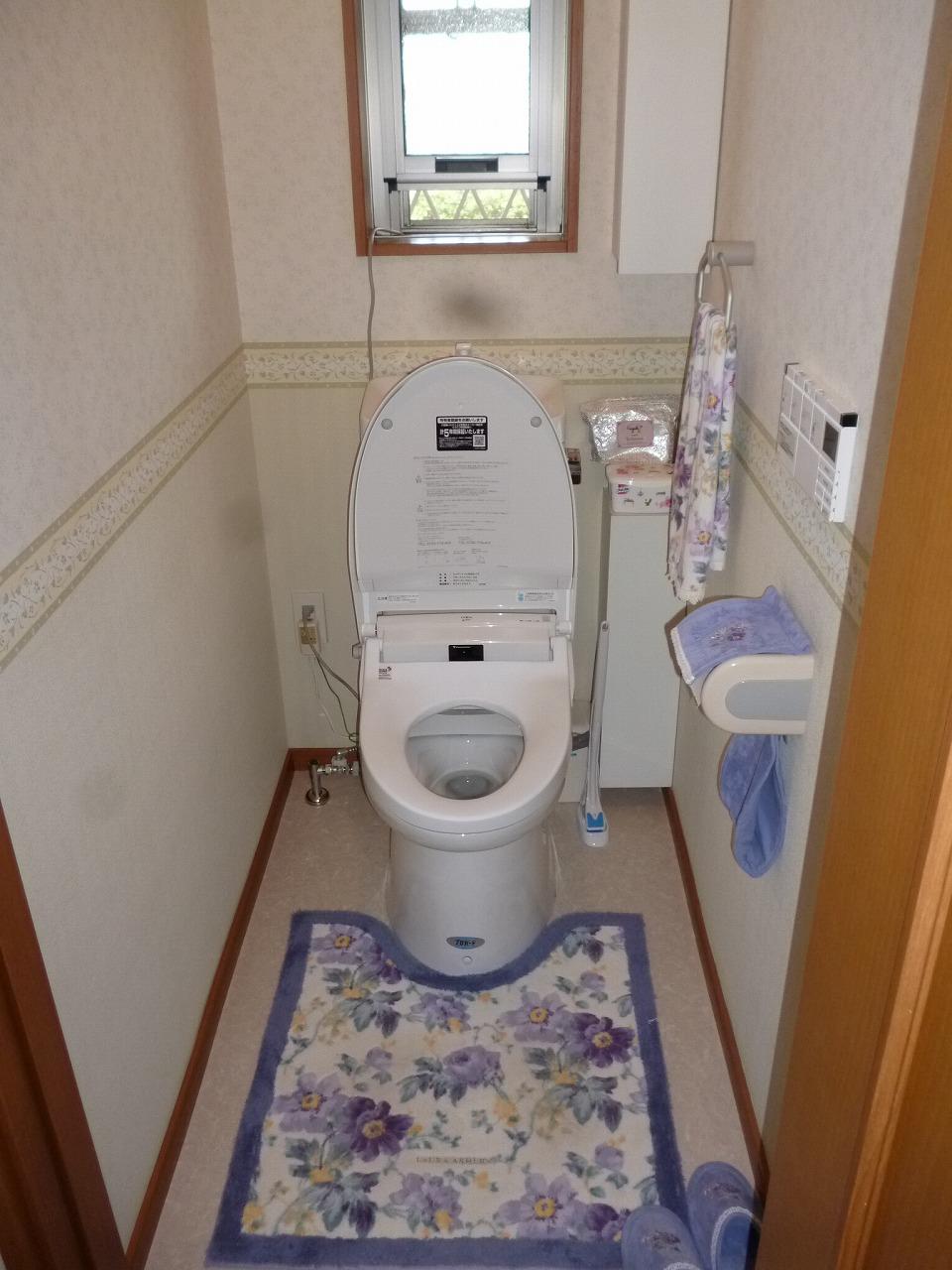 【トイレ改修事例】 東海市 K様邸