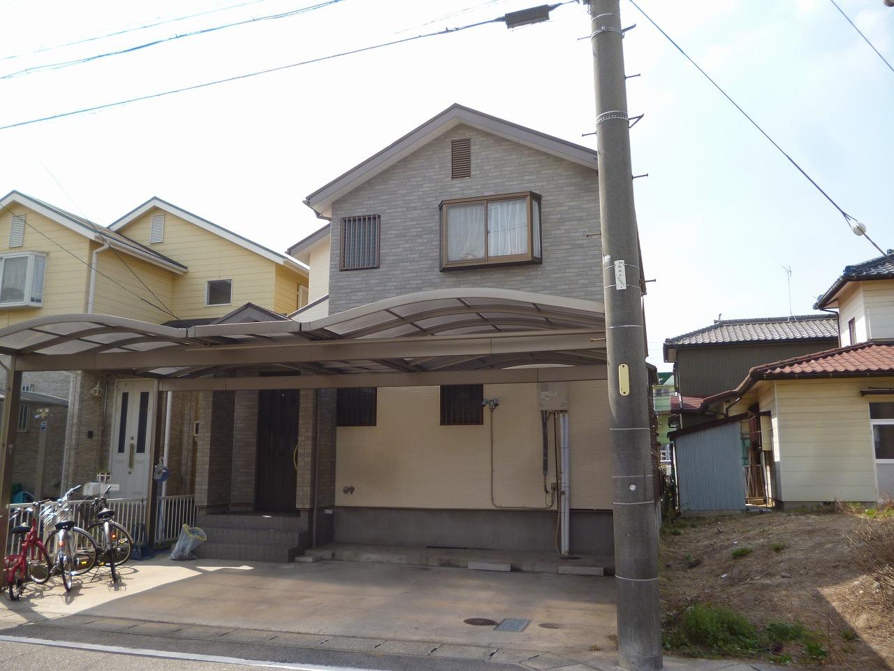 【外壁塗装事例】 東海市 T様邸