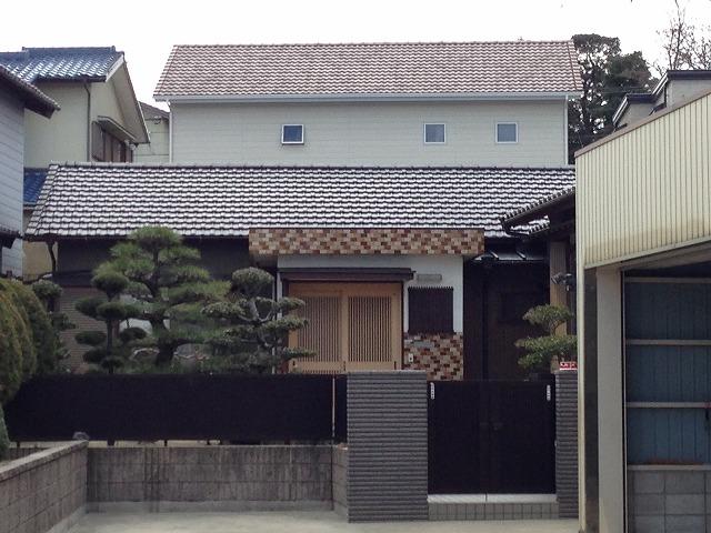 【外壁・屋根リフォーム事例】 半田市 S様邸