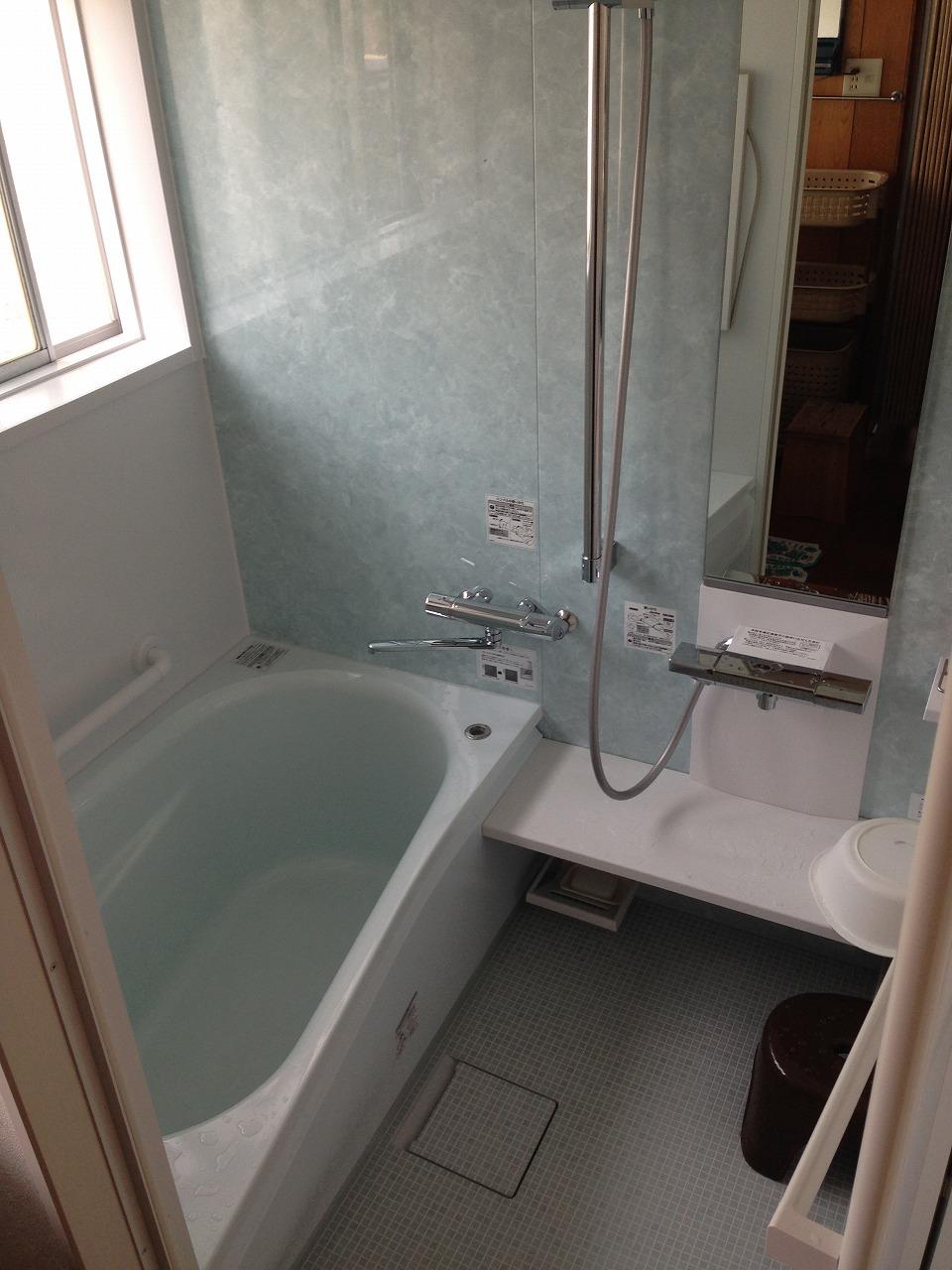 【浴室改修事例】 南知多町 O様邸