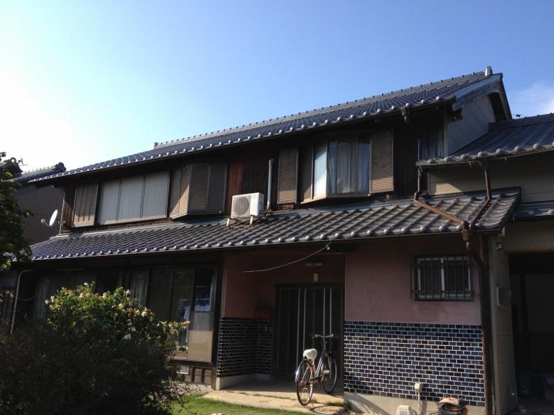【外壁・屋根塗装工事事例】南知多町T様邸
