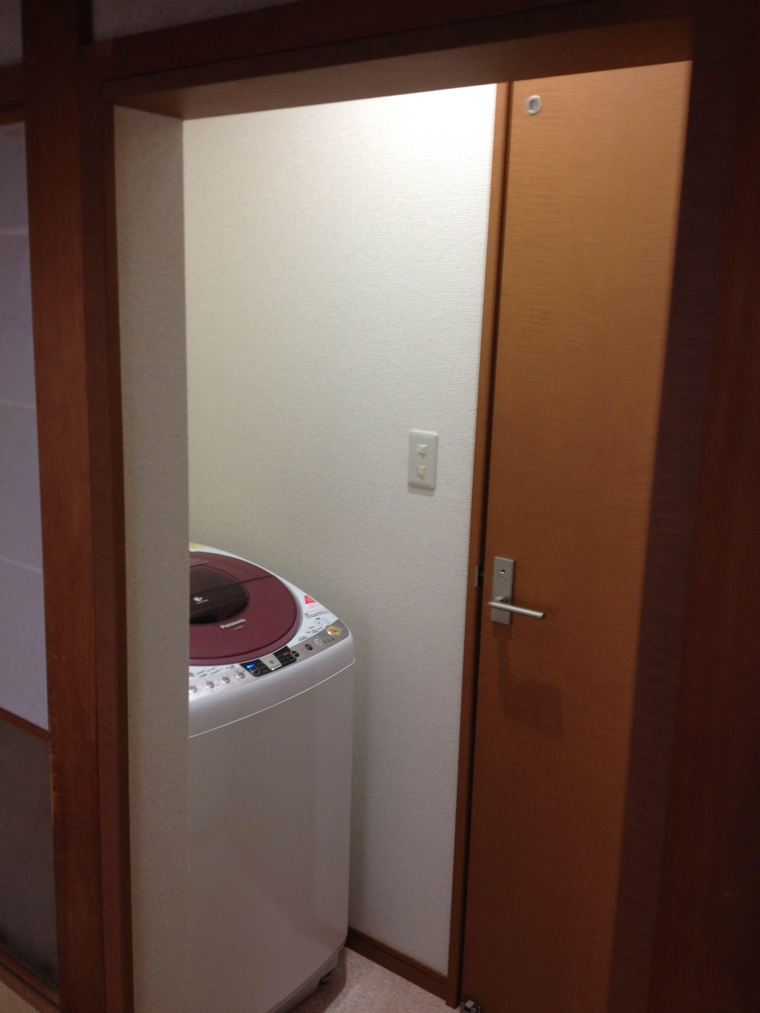 【トイレ・洗濯室増設事例】 南知多町 I様邸