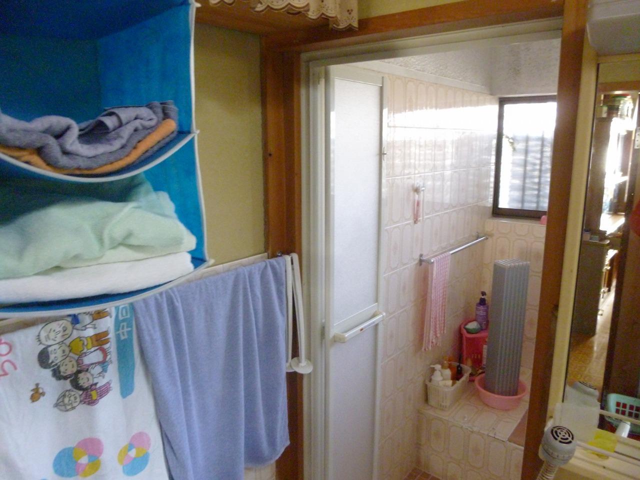 【浴室ドア取替リフォーム事例】 美浜町 T様邸