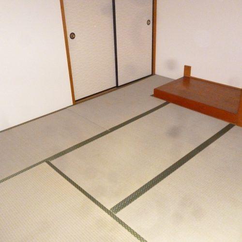 施工後の畳の画像です。