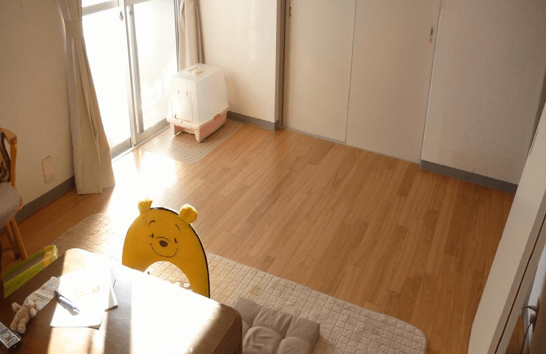 【マンション床リフォーム工事】 阿久比町I様邸
