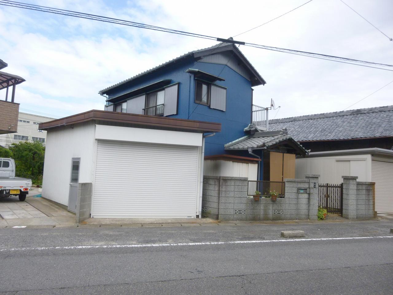 【外壁塗装工事】 美浜町 M様邸
