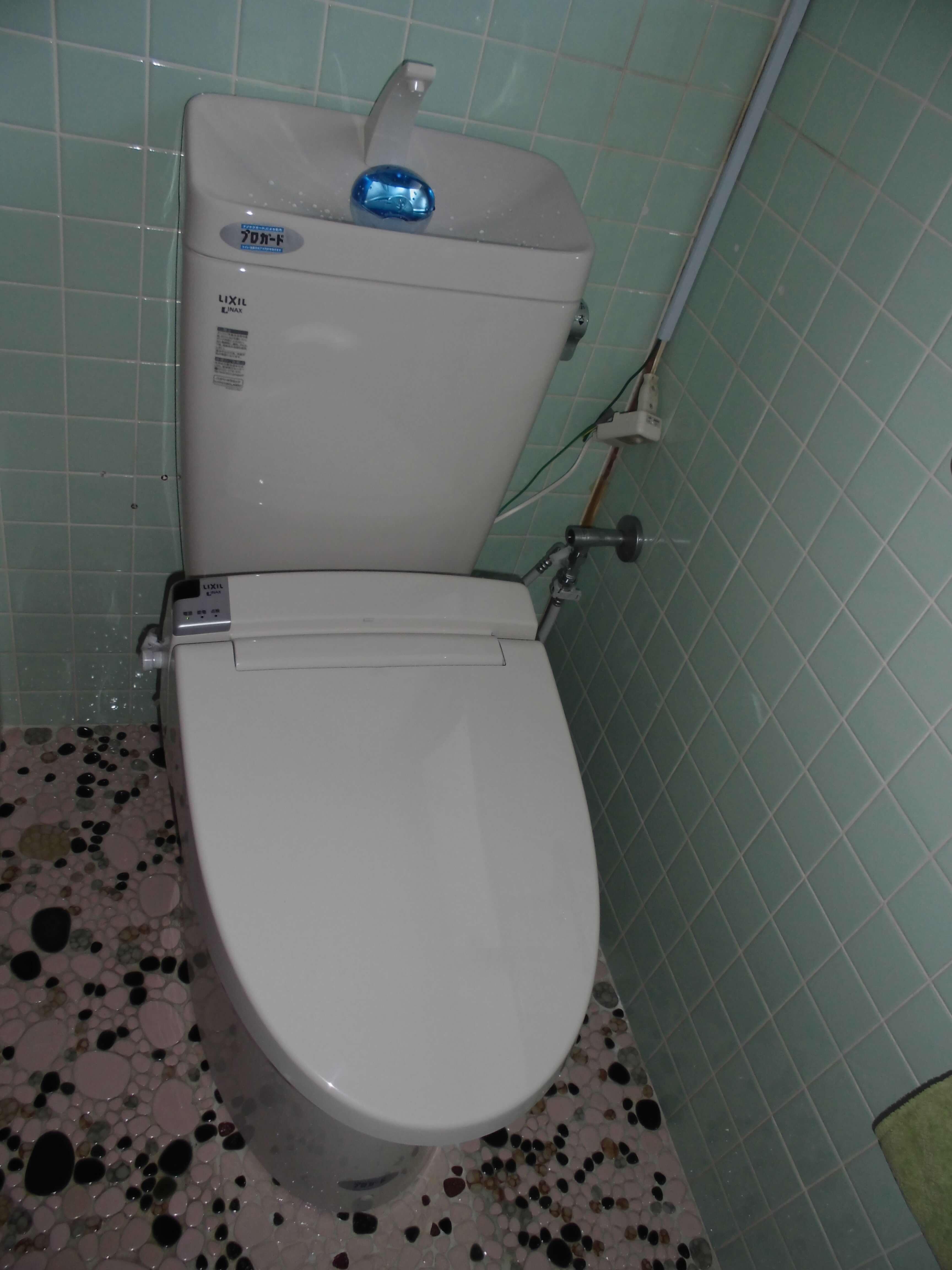 【トイレ改修リフォーム工事】 南知多町 N様邸