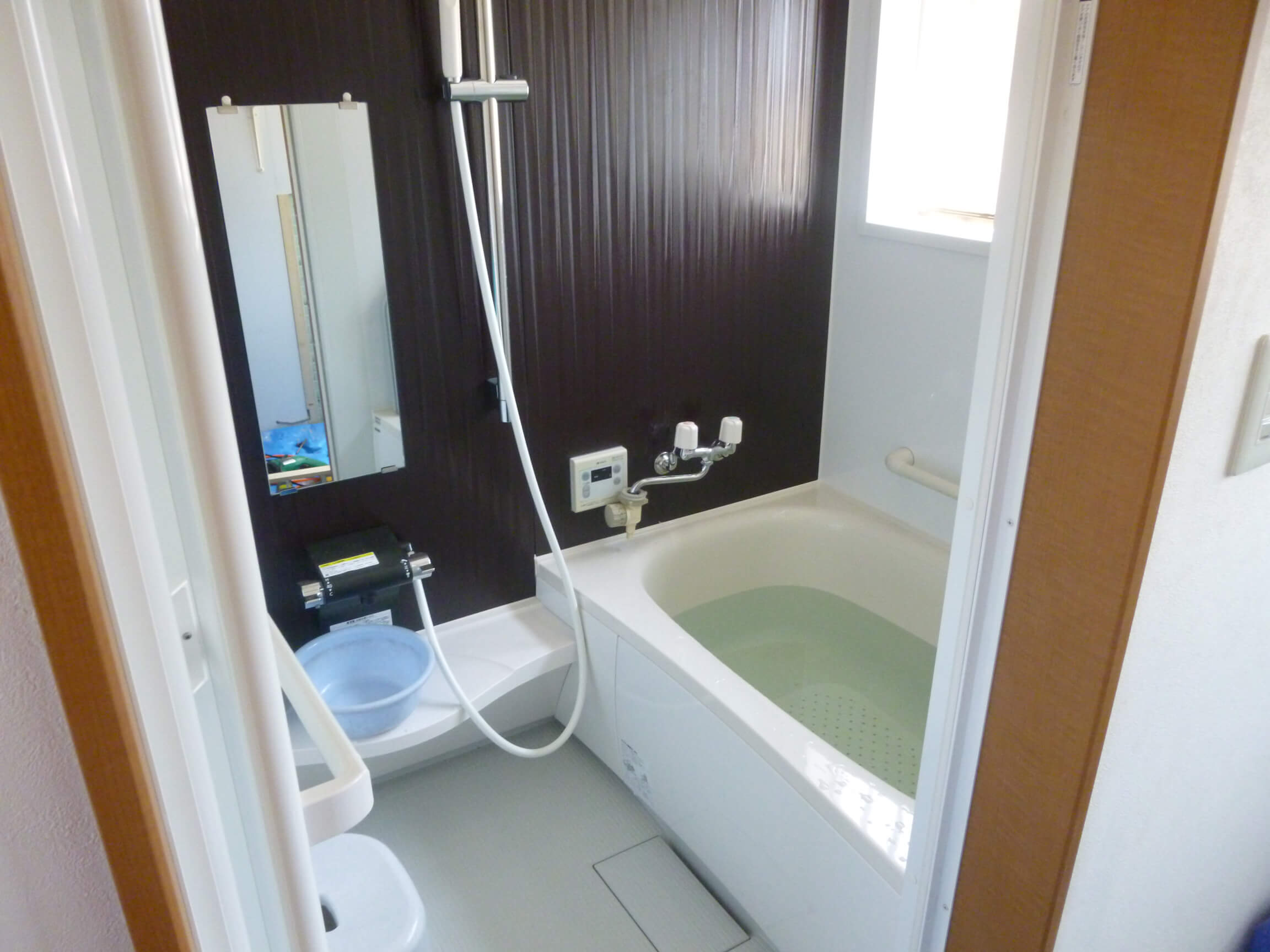 【浴室改修リフォーム工事】 南知多町 Y様邸