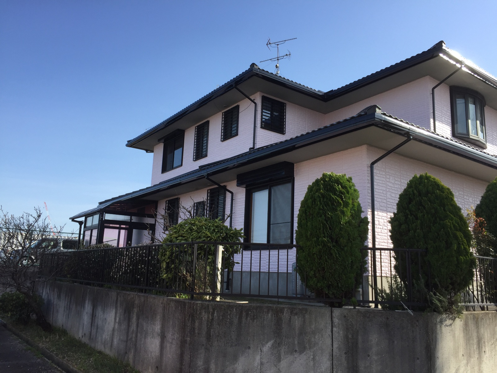 【外壁塗装工事・屋根塗装工事】 半田市 K様邸