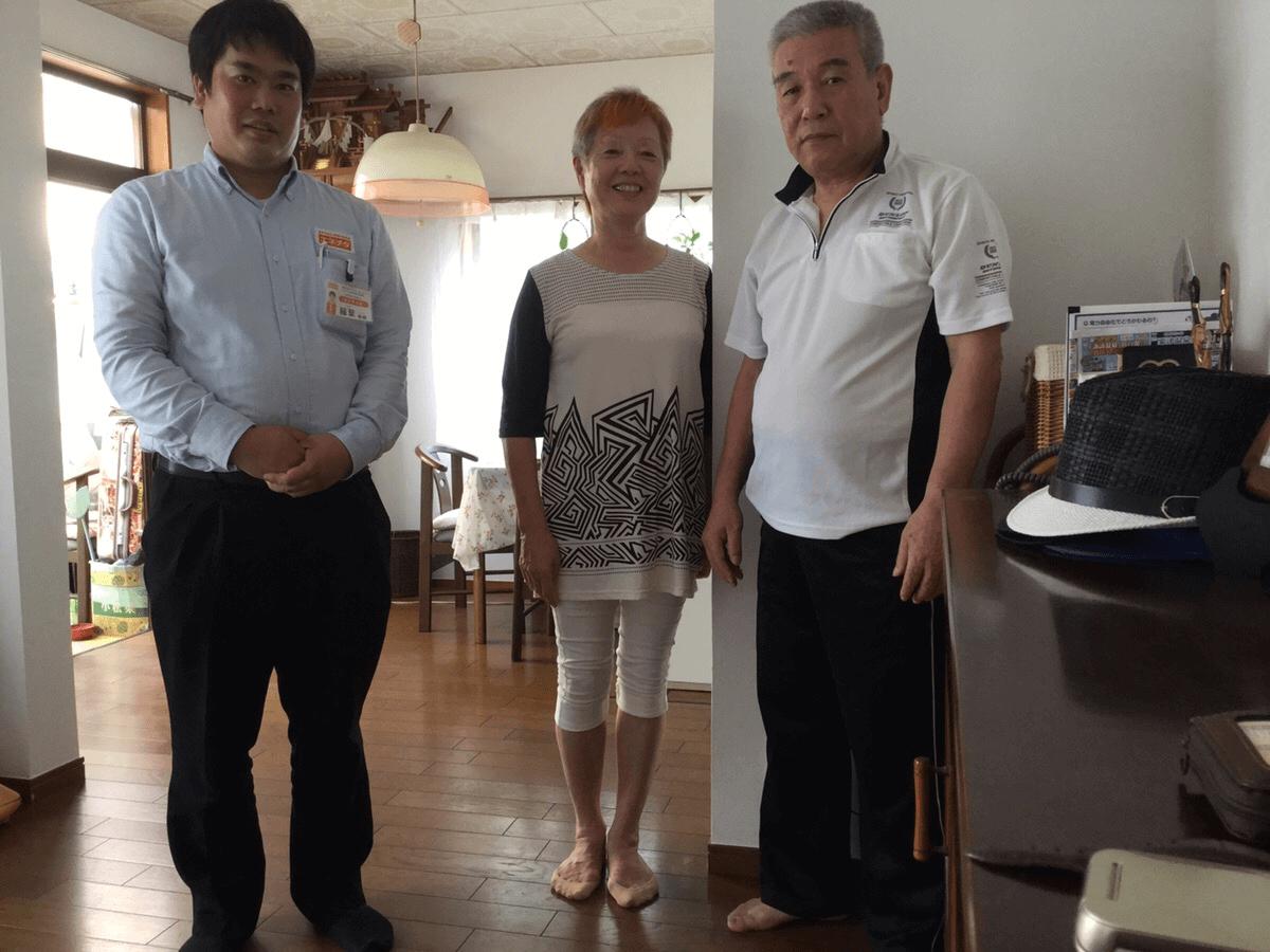 【クロス貼り替え工事】 阿久比町 O様邸 2016年7月24日