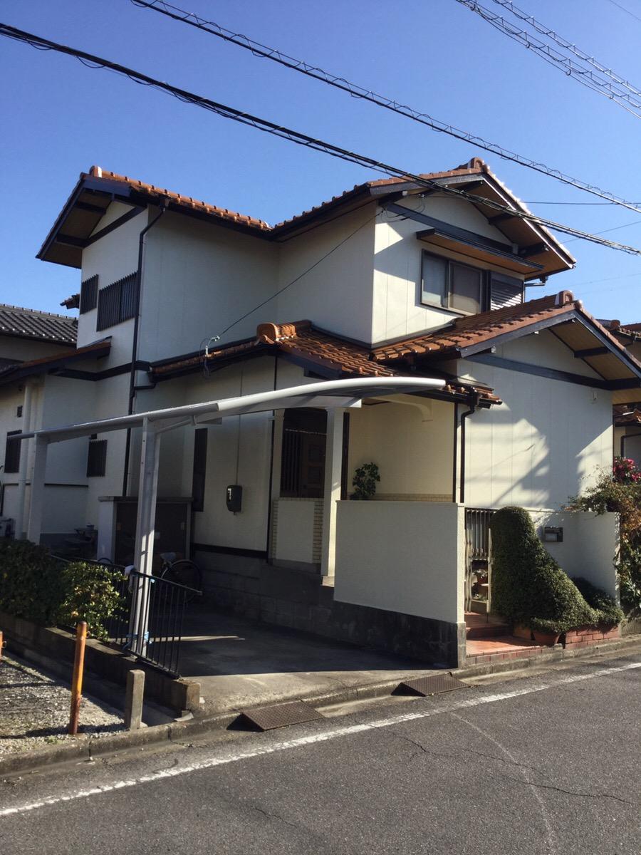 【外壁塗装リフォーム工事】 阿久比町 N様邸 2016年11月30日