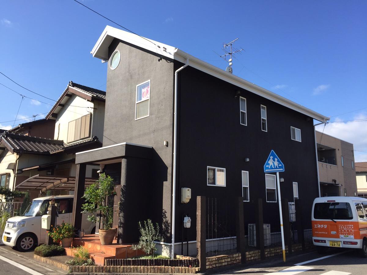 【外壁・屋根塗装リフォーム工事】 東海市 I様邸 2016年11月22日