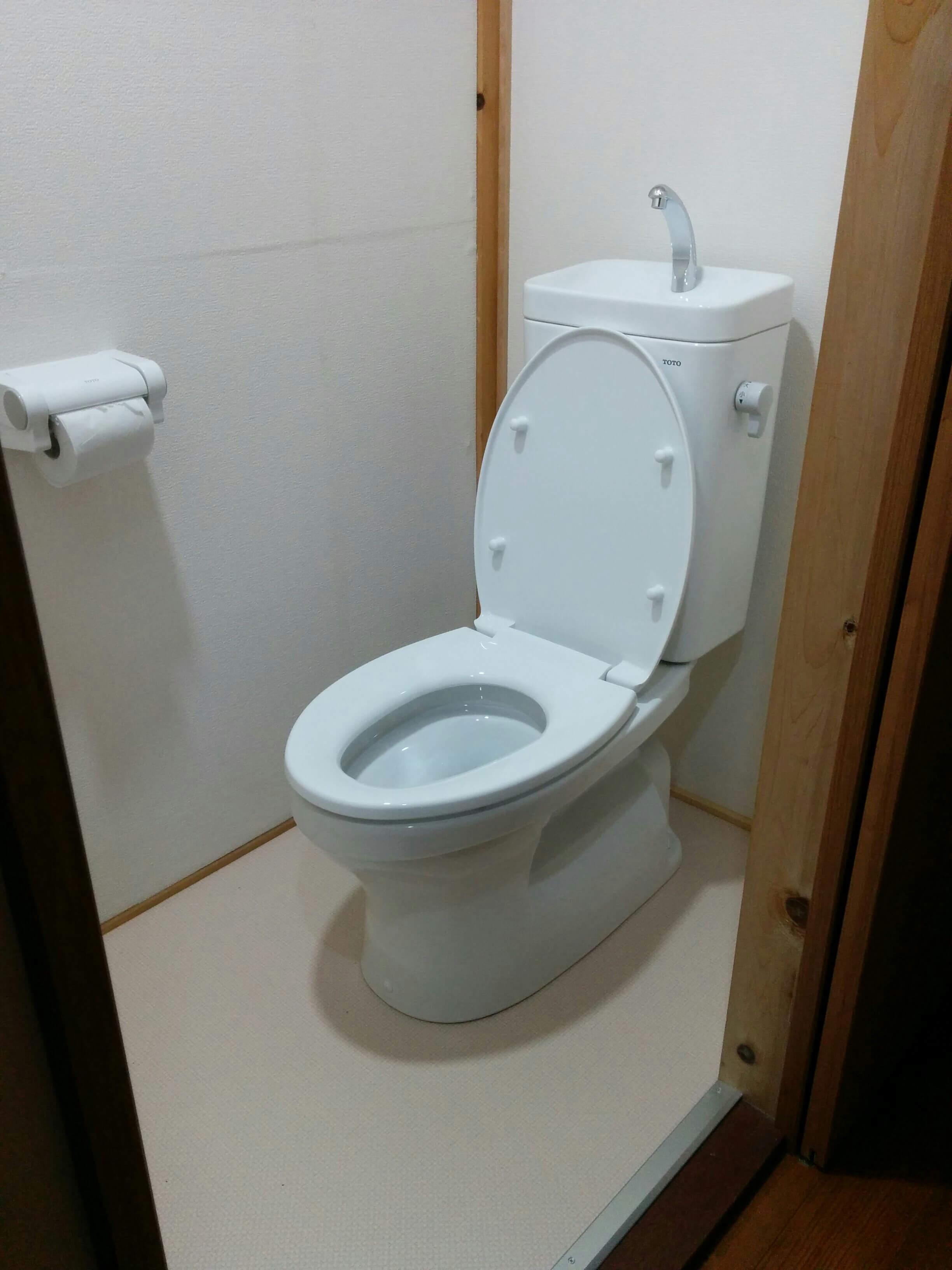 【トイレ増設リフォーム工事】 常滑市 I様邸 2016年11月28日