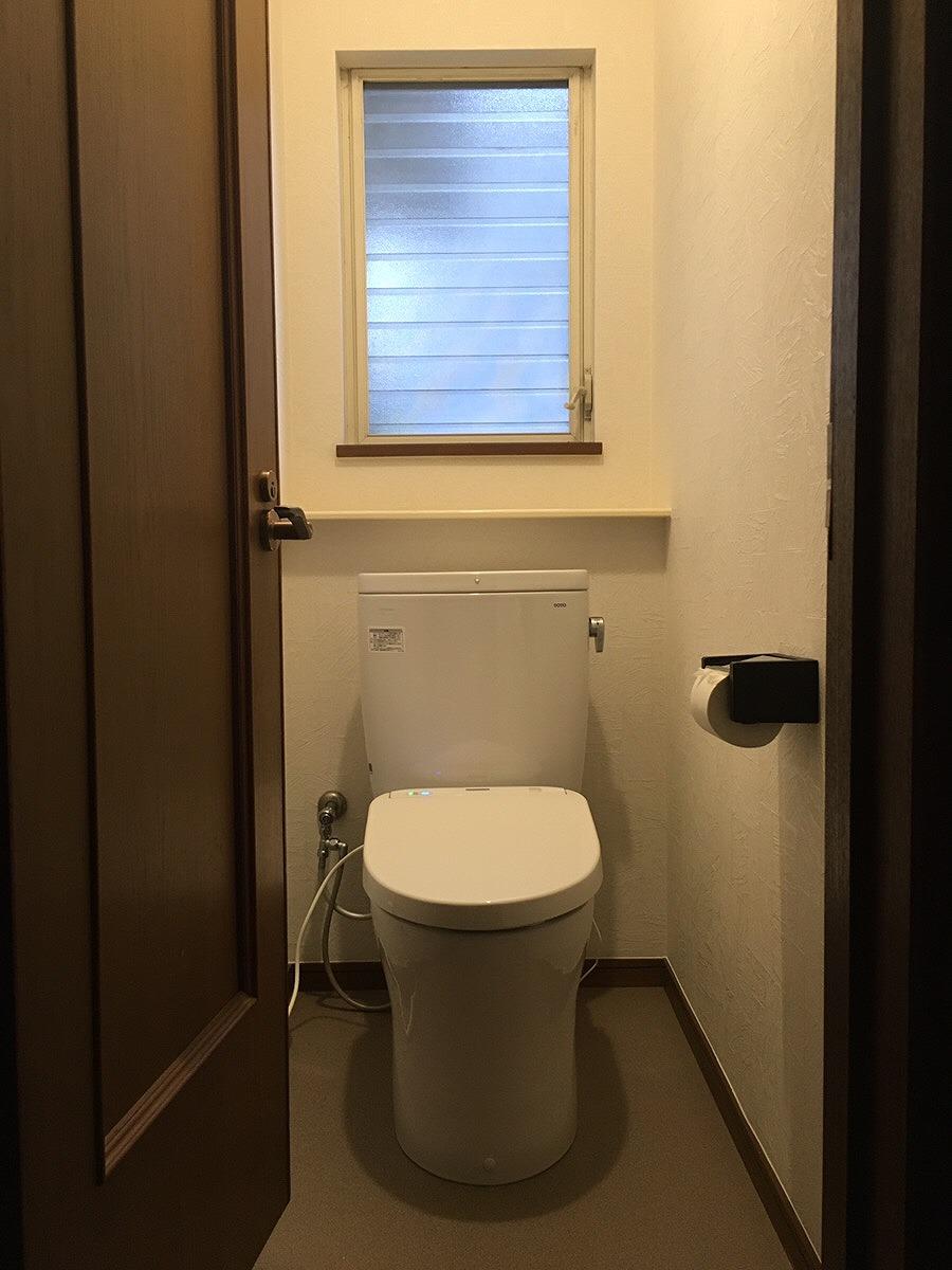 【トイレ改修工事】 知多市 Y様邸 2017年6月22日
