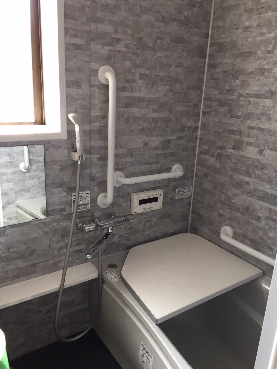 【浴室改修工事】 東海市 E様邸 2017年5月19日