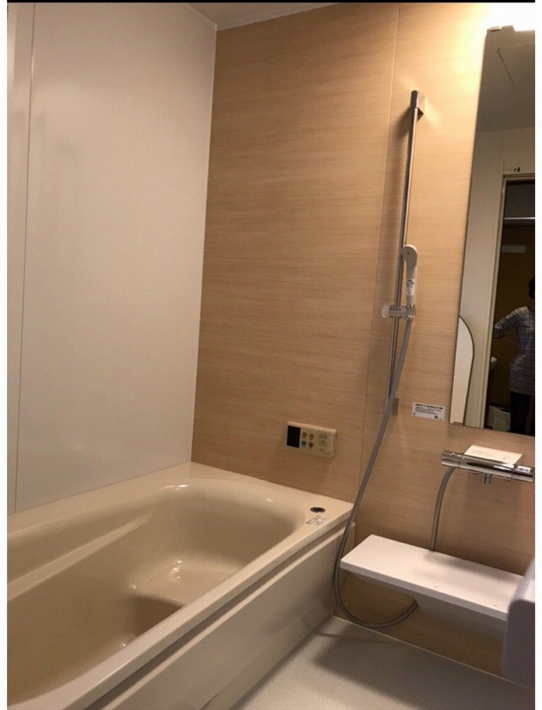 【お風呂リフォーム工事】知多市 N様邸 2017年10月26日