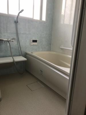 【浴室改修工事】美浜町 M様邸 2018年5月31日