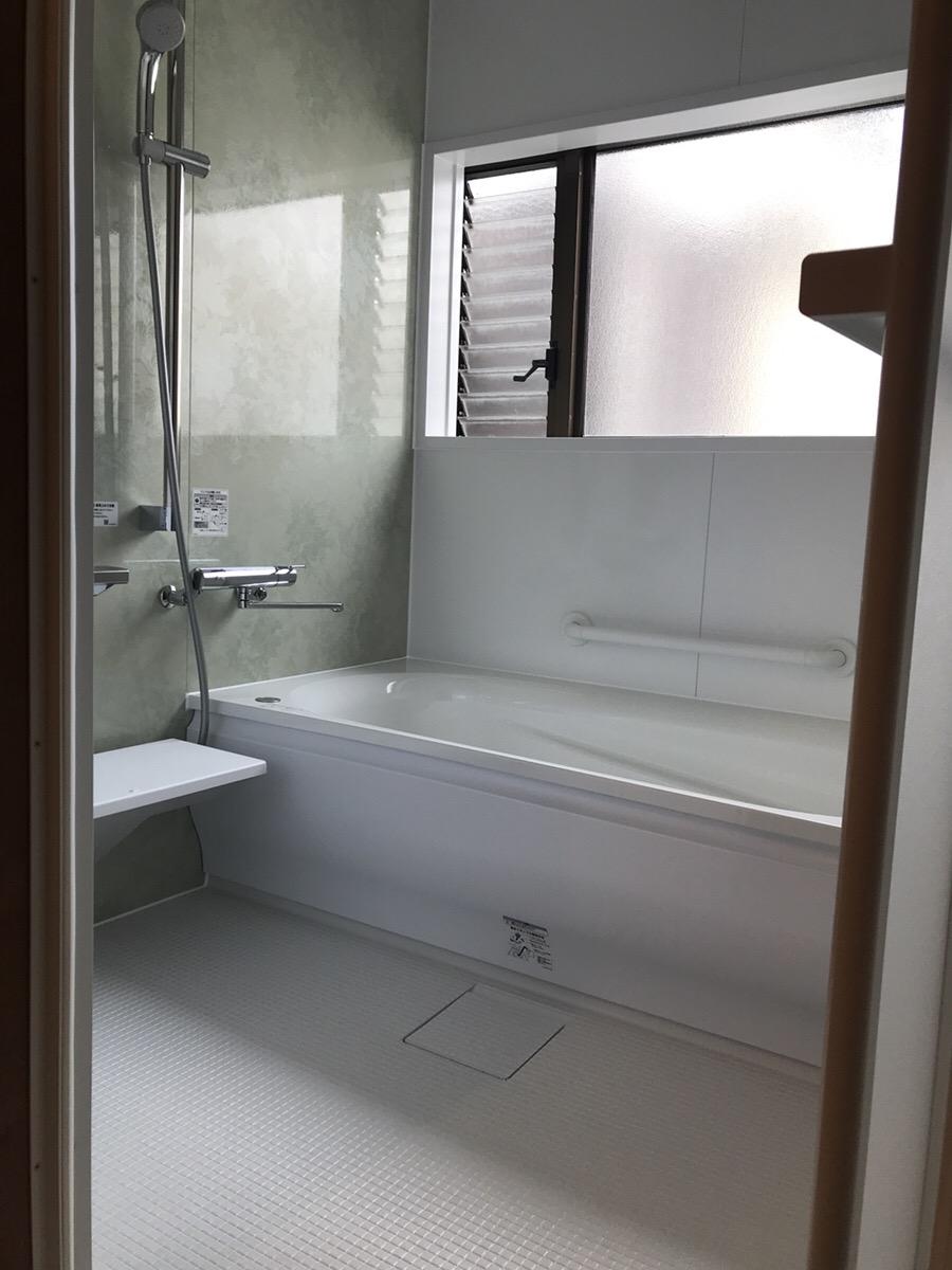 【浴室改修工事】東海市 K様邸 2018年7月9日