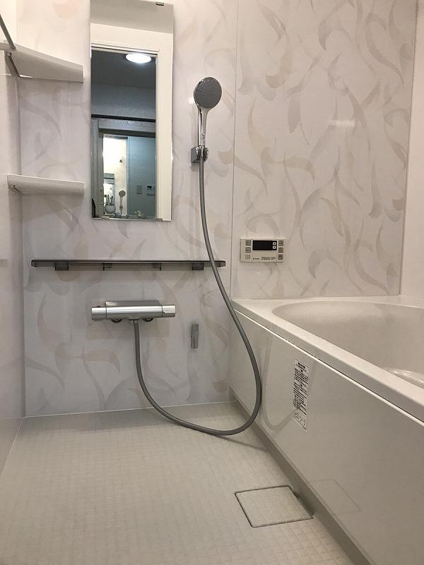 【浴室改修工事】東海市 K様邸 2018年6月14日