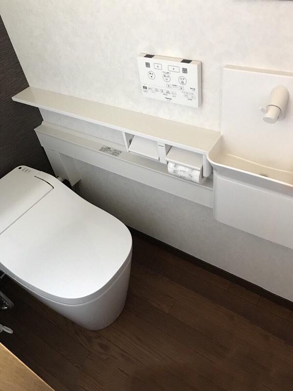 【トイレ改修工事】東浦町 O様邸 2018年8月16日