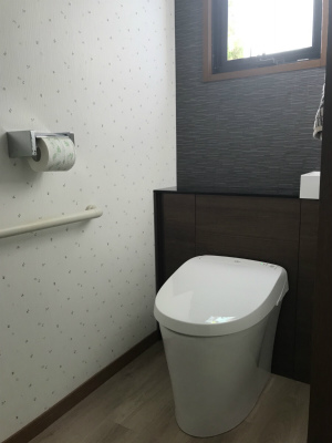 【トイレ改修工事】阿久比町 S様邸 2018年8月23日