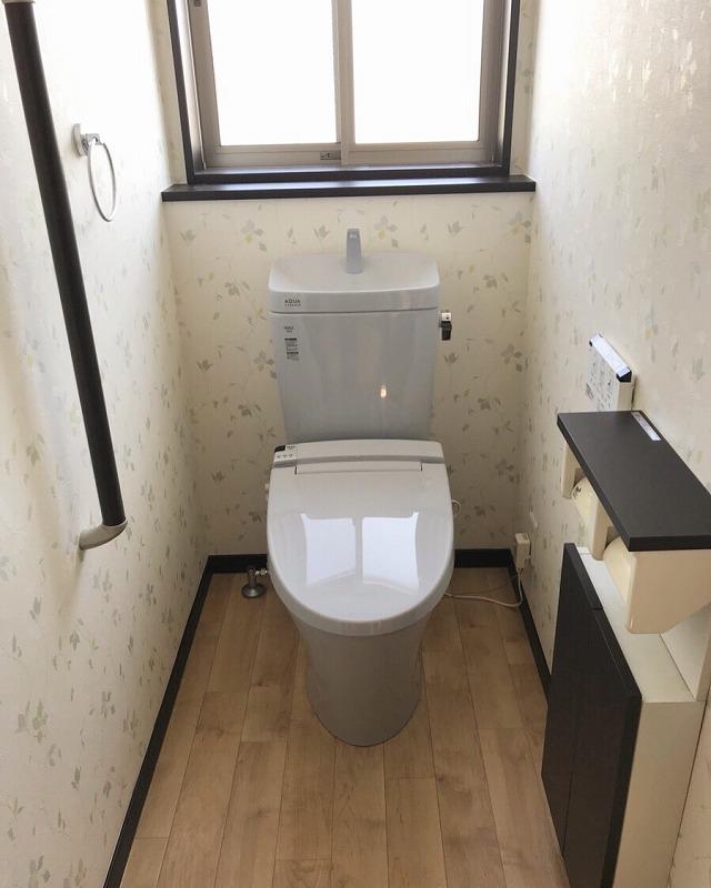 【トイレ改修工事】U様邸 東海市 2018年10月4日