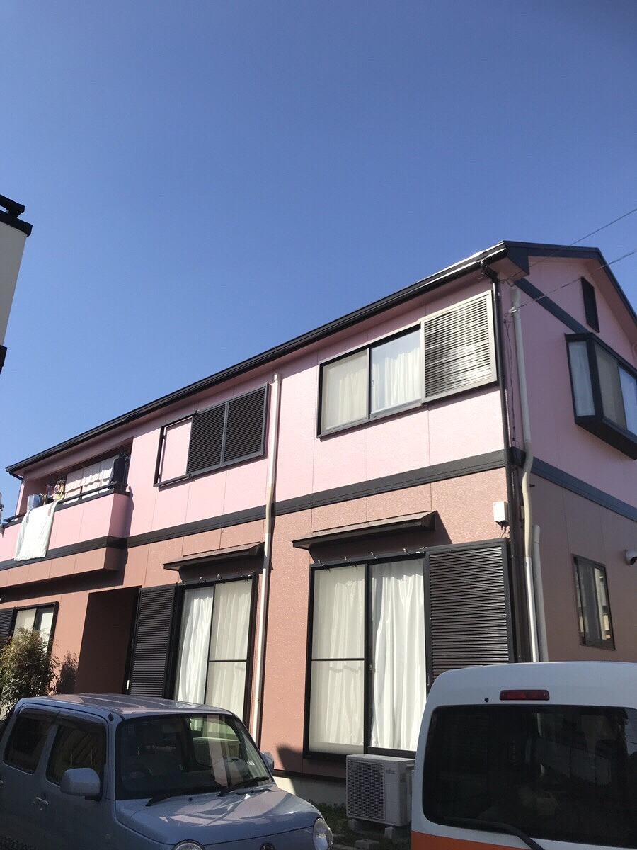 【外壁・屋根塗装工事】半田市 N様邸 2018年11月13日