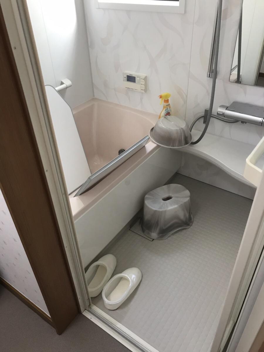【浴室改修工事】東海市 N様邸 2018年12月8日