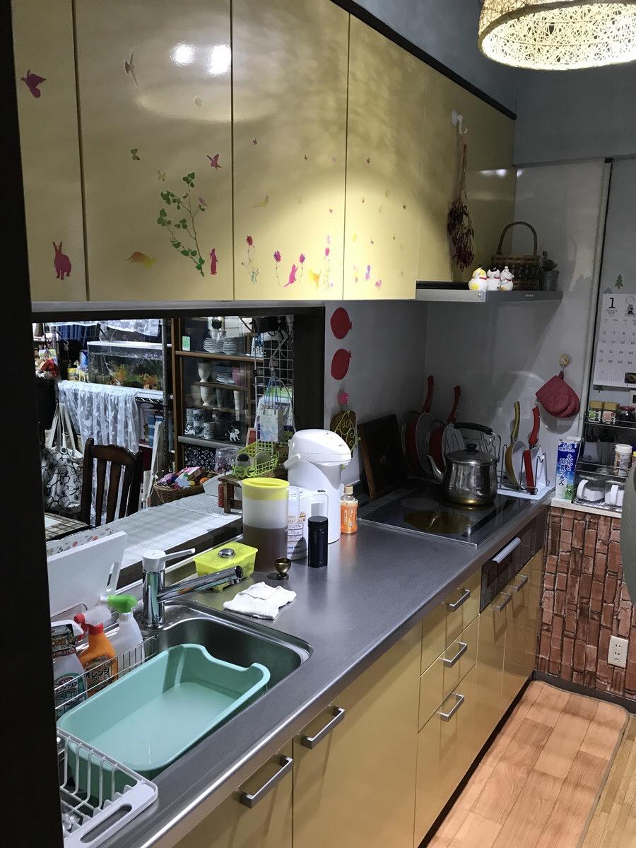 【キッチン改修工事】半田市 2019月1月29日