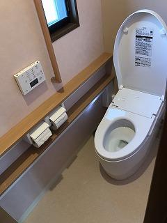 【トイレ改修工事】東海市 K様邸 2019年1月22日