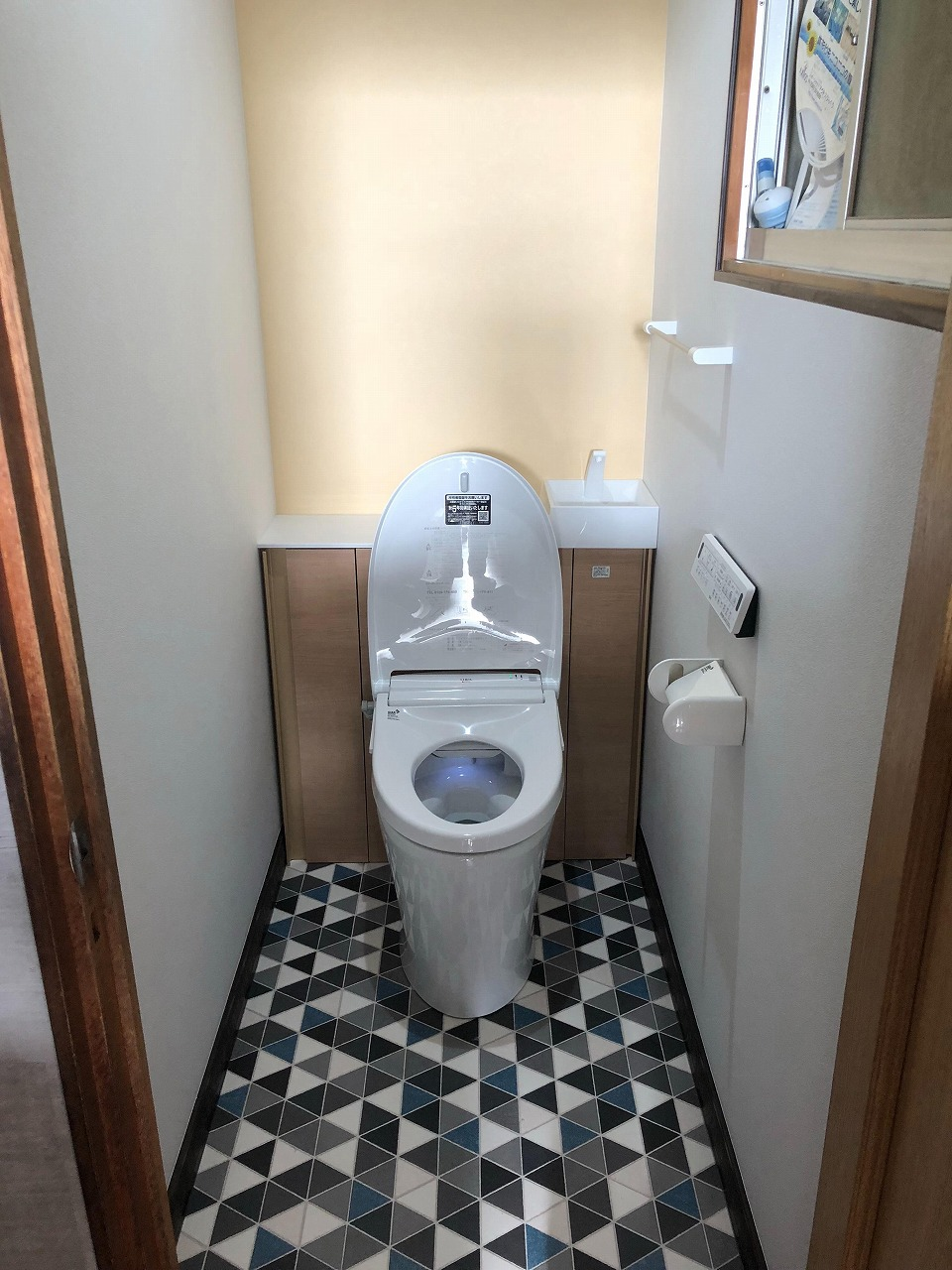 【トイレ改修工事】常滑市 M様邸 2019年1月8日