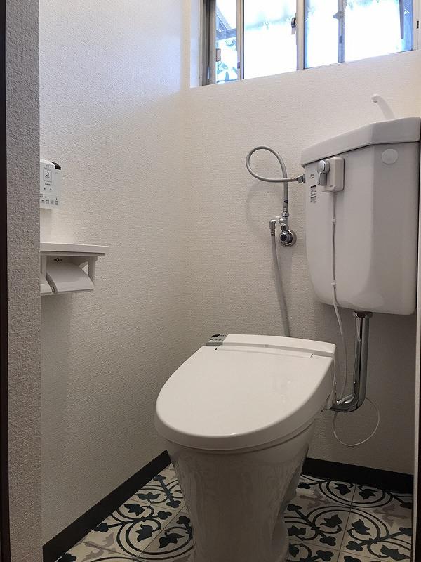 【トイレ改修工事】知多市 D様邸 2019年2月5日