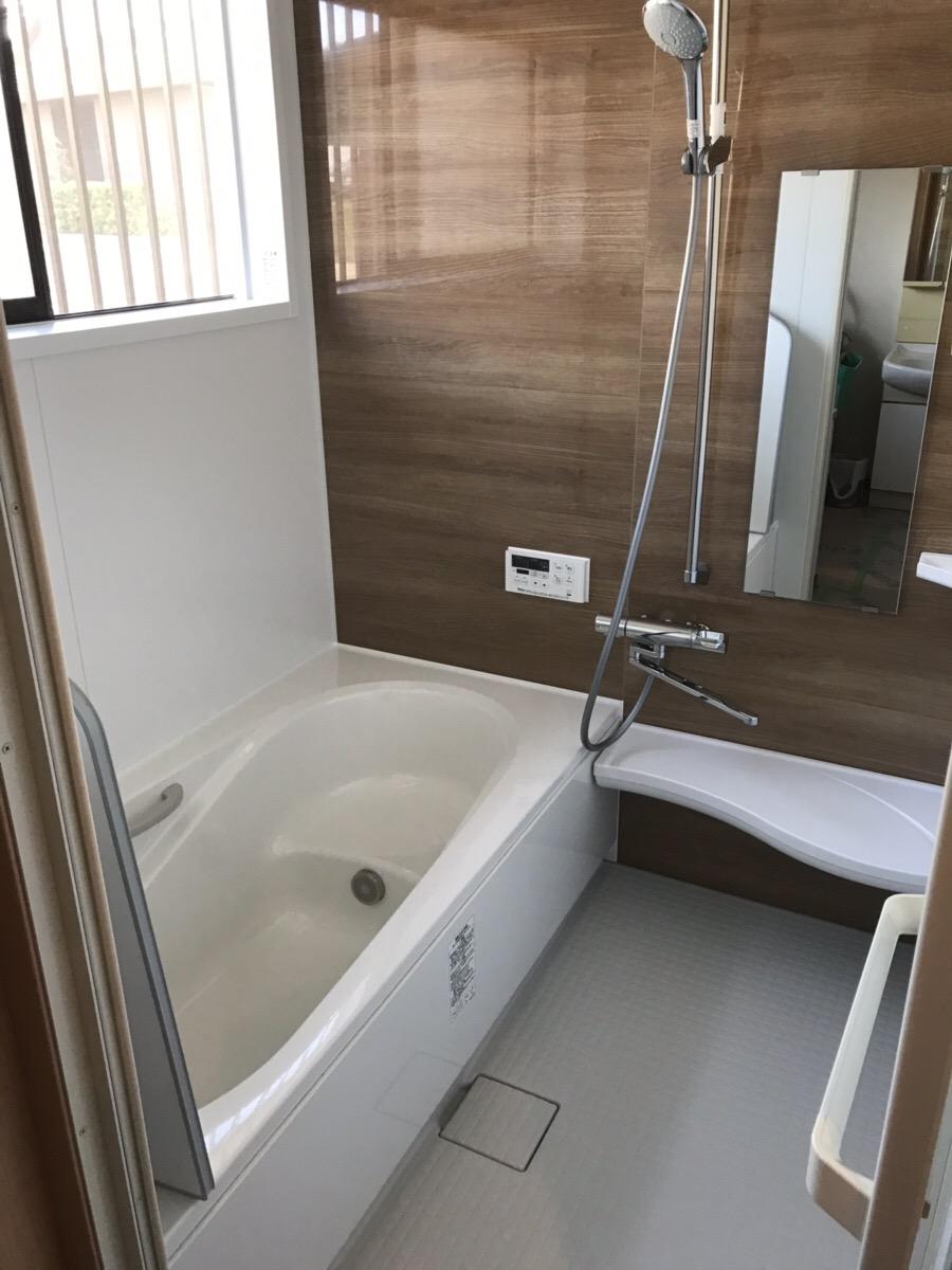 【浴室改修工事】知多市 I様邸 2018年2月26日