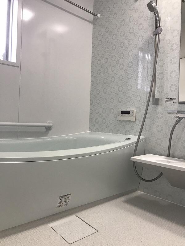 【浴室改修工事】知多市 M様邸 2019年2月23日