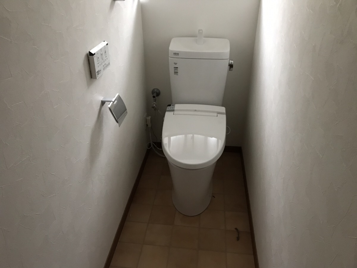 【トイレ改修工事】 大府市 O様邸 2019年3月16日