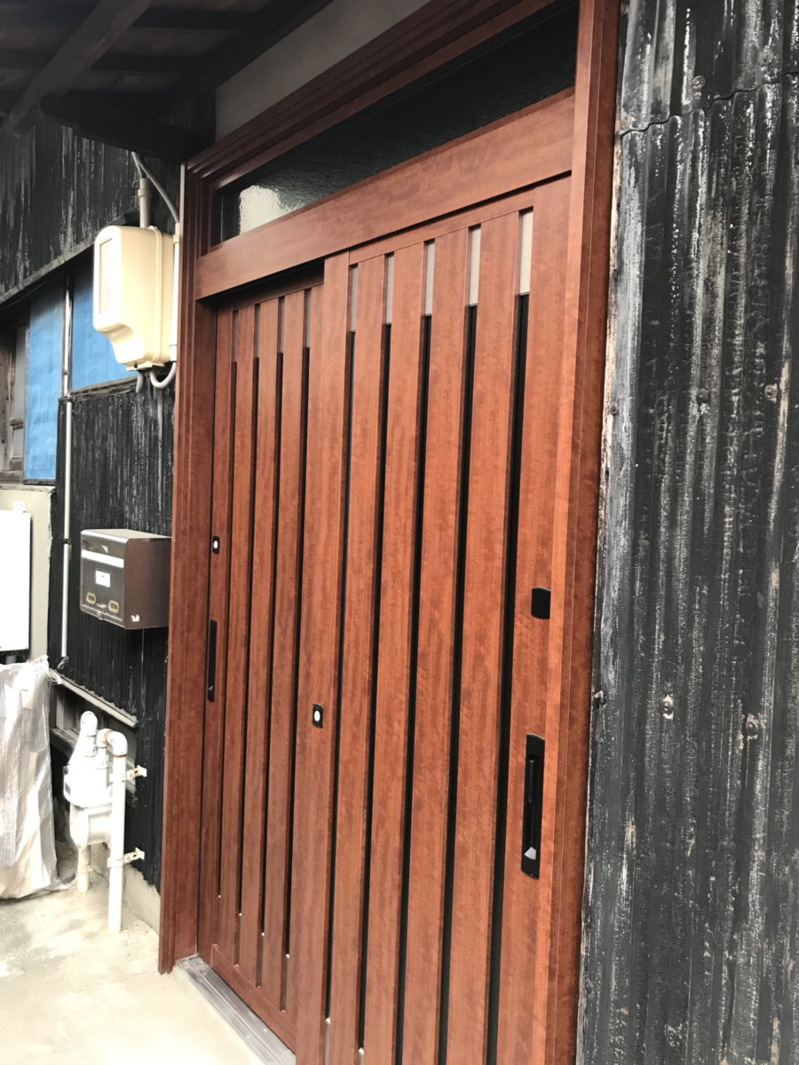 【玄関改修工事】I様邸 大府市 2019年3月2日