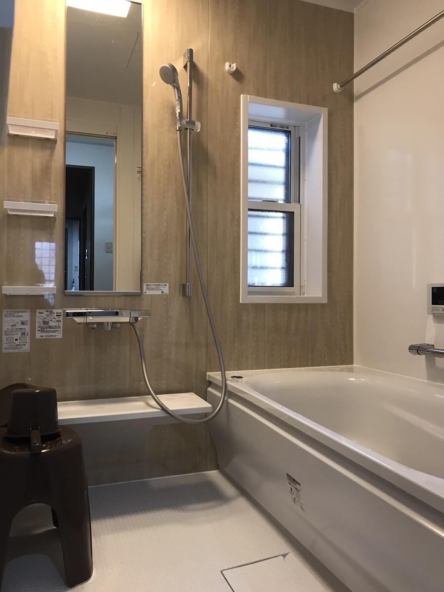 【浴室改修工事】K様 大府市 2019年4月2日