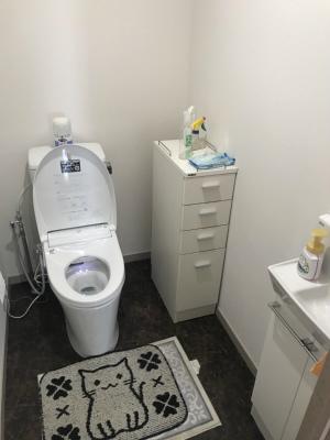 【トイレ改修工事】南知多町 E様邸 2019年5月9日