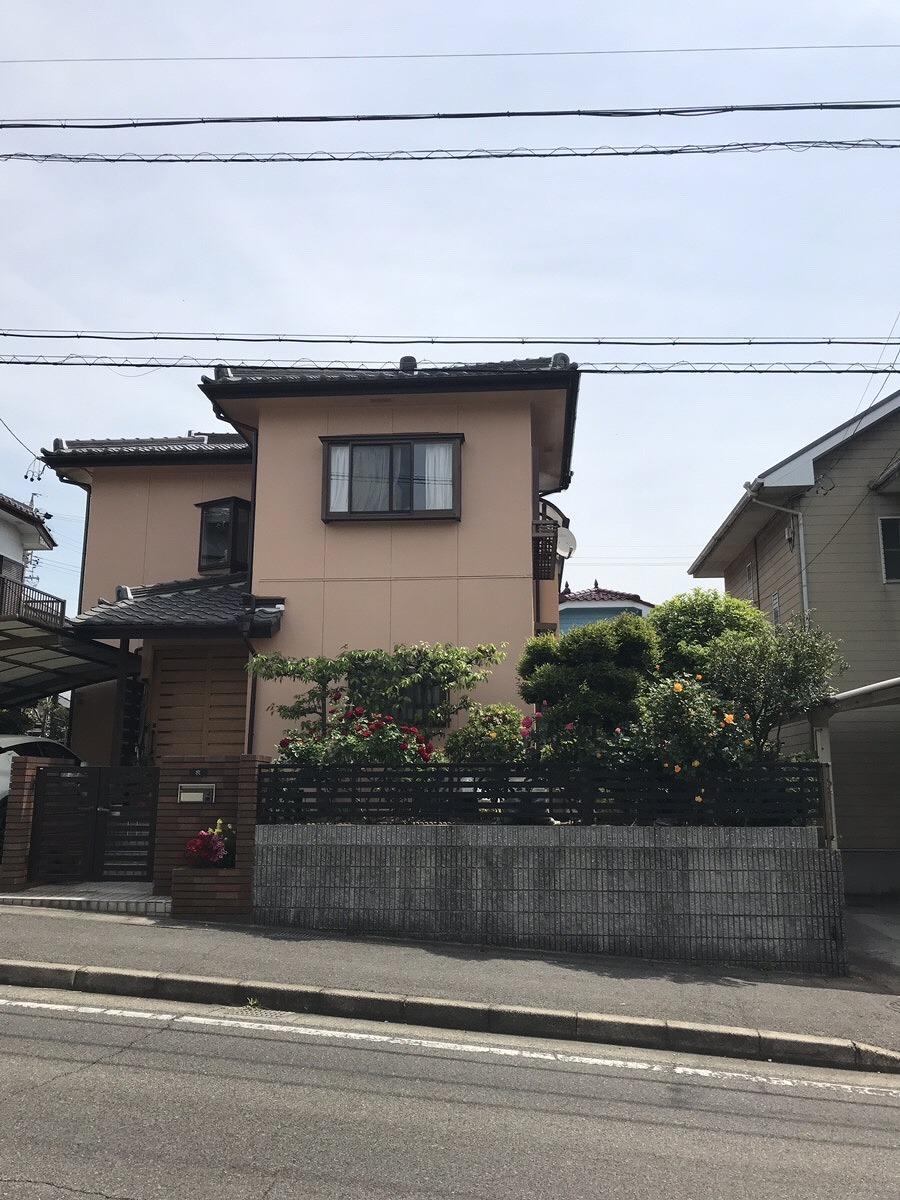 【外壁塗装・漆喰工事】知多市 M様邸 2019年5月16日