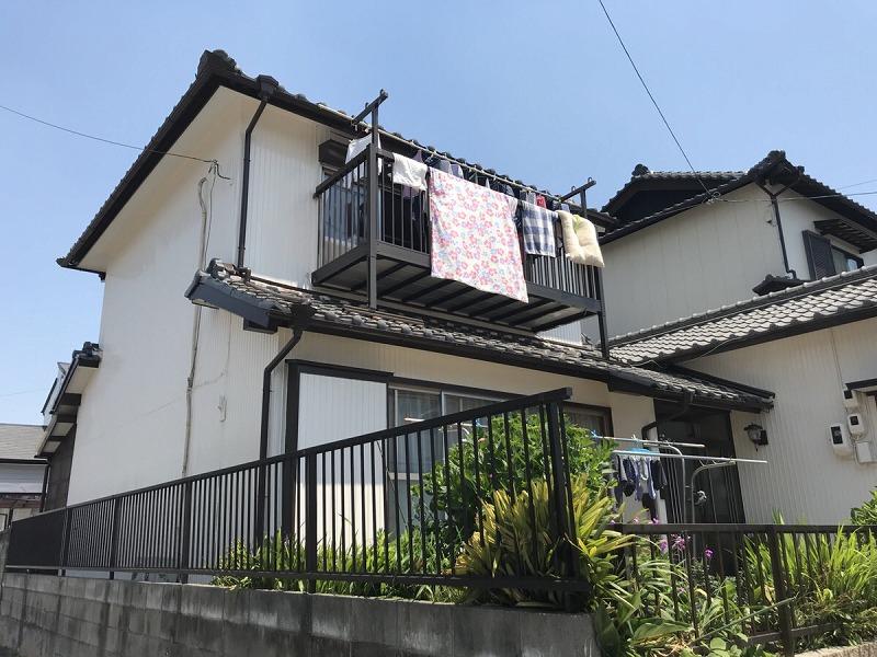 【外壁塗装工事】I様邸 東海市 2019年5月23日