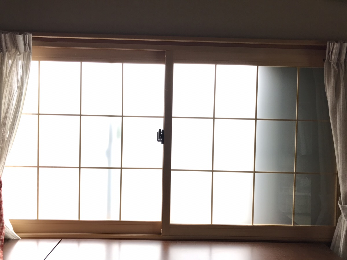 【内窓取付工事】 知多市 H様邸 2019年7月27日
