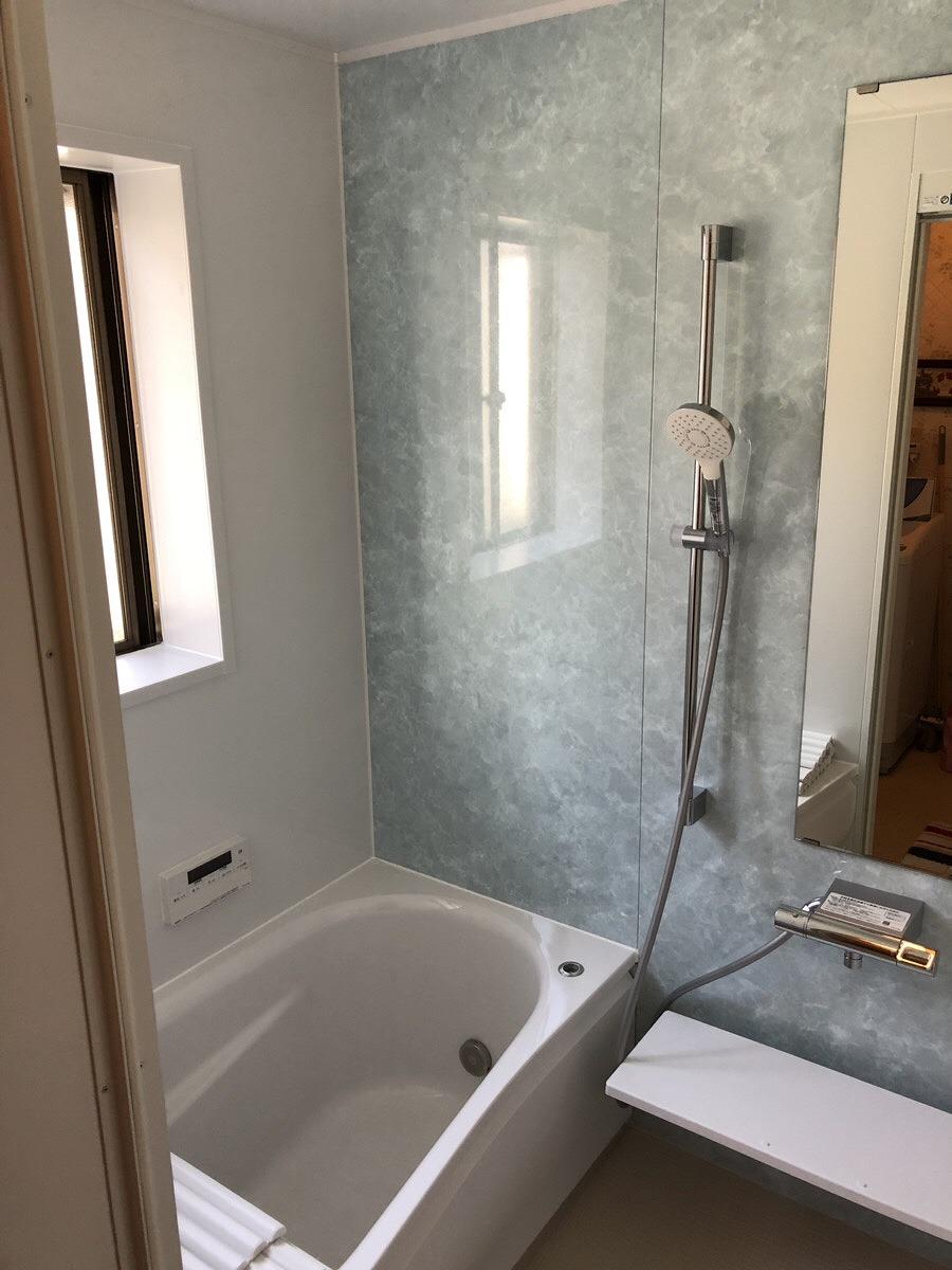 【浴室改修工事】阿久比町 T様邸 2019年9月3日